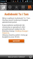Screenshot of Audiobooki Tu i Tam