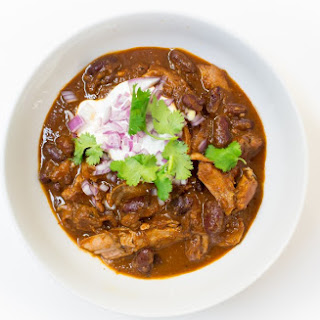 Dark Meat Turkey Chili