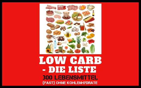 abnehmen kohlenhydrate diät