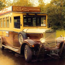 Motor Coach. by Dave  Horne - Transportation Automobiles