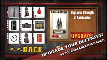 Screenshot of Zombie Crane Tower Defense