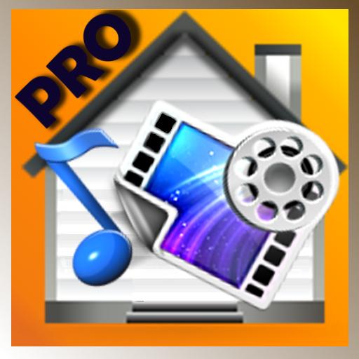 MediaHouse-PRO的UPnP / DLNA LOGO-APP點子