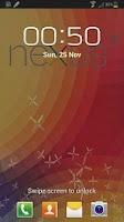 Screenshot of Nexus 4 Live Wallpaper