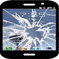 Cracked screen free APK for Bluestacks