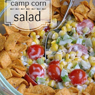 Suzanne's Camp Corn Salad