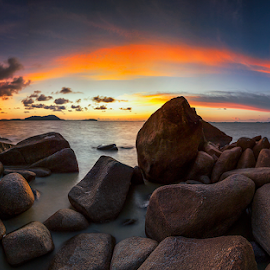 Sense of Color by Michael Therendo - Landscapes Sunsets & Sunrises