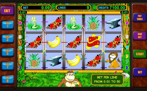 Игры для андроид слоты