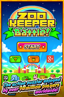 Screenshot of ZOOKEEPER BATTLE