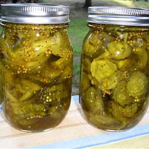Bread and Butter Pickles I