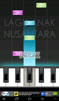 Screenshot of Game: Lagu Anak Nusantara 1