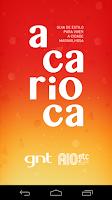 Screenshot of A Carioca