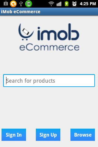 iMobecommerce Mobile Commerce