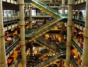 Lloyds interior