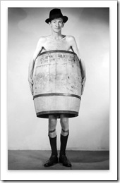 ManWearingBarrel