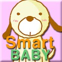Smart baby icon