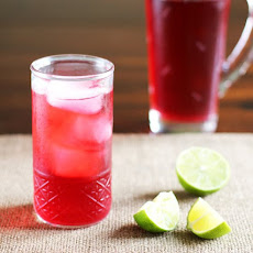 Cold Brew Jamaica (Hibiscus Iced Tea)