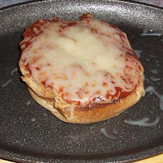 Southwest Pizza Bagels