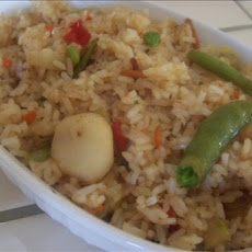 Easy Fried Rice for Two
