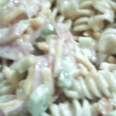 She Sells Sea Shells Pasta Salad for Kids!!
