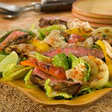 Fajita Steak Salad