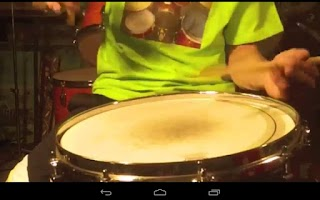 Screenshot of Pocket Drums
