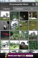Screenshot of Encyclopedia:Nihon (Japan)
