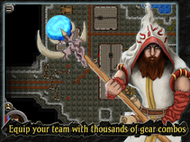 Screenshot of Heroes of Steel RPG Elite
