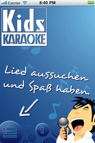 Kinderlieder Karaoke Light