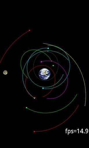 【免費街機App】Gravity Assist Sim-APP點子