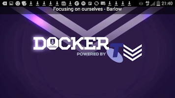 Screenshot of Fremantle Dockers Official App