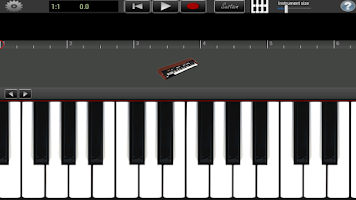 Screenshot of Organ Lite