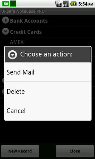 【免費生產應用App】URSafe NoteCase PRO-APP點子