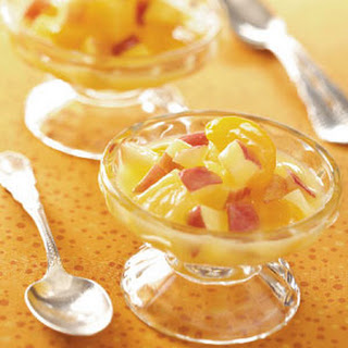 Vanilla Fruit Salad