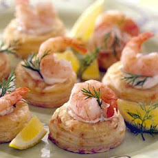 Holiday Shrimp Rounds