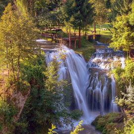 Welcome to Rastoke by Peter Kennett - Landscapes Travel ( rastoke, village, waterfall, croatia, river )