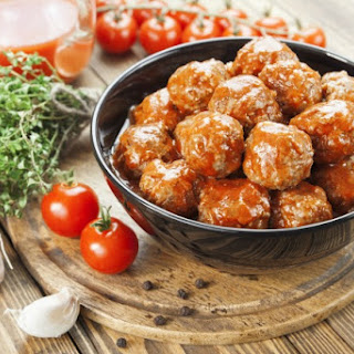 Slow Cooker BEST Meatball