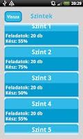 Screenshot of 4 Kép 1 Szó: kitalálod? magyar
