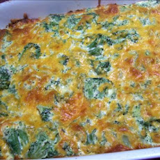 Easy Broccoli Bake