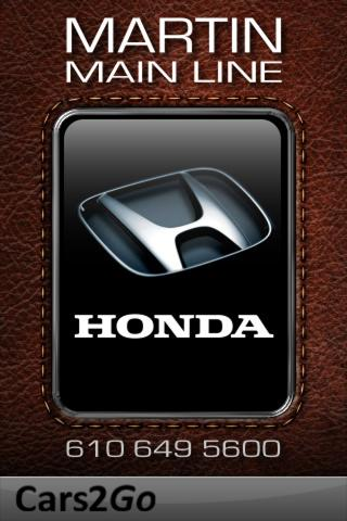 Martin Main Line Honda