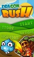 Screenshot of Dragon Rush Pro