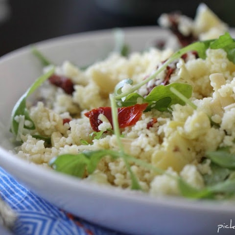 Almond Artichoke Summer Couscous