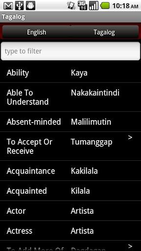 Conversational Tagalog