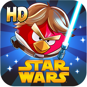 Cover art Angry Birds Star Wars HD