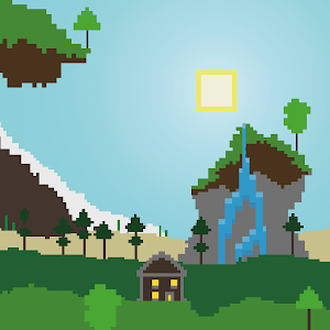 Pixel Landscape Live Wallpaper - Android Apps on Google Play