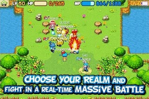 Screenshot of The World of Magic