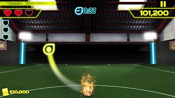 Screenshot of I AM PLAYR - The Football Game
