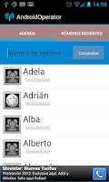Screenshot of AndroidOperator