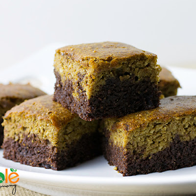 Chocolate Pumpkin Coffee Cake (Paleo)