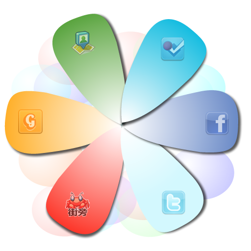 ALL Proのチェックイン 社交 App LOGO-硬是要APP