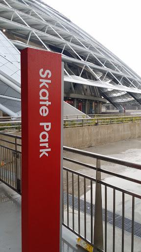 Skate Park@ Sports Hub